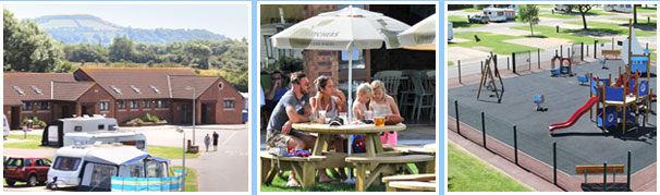 3 pictures of Northam Fam Holiday Park